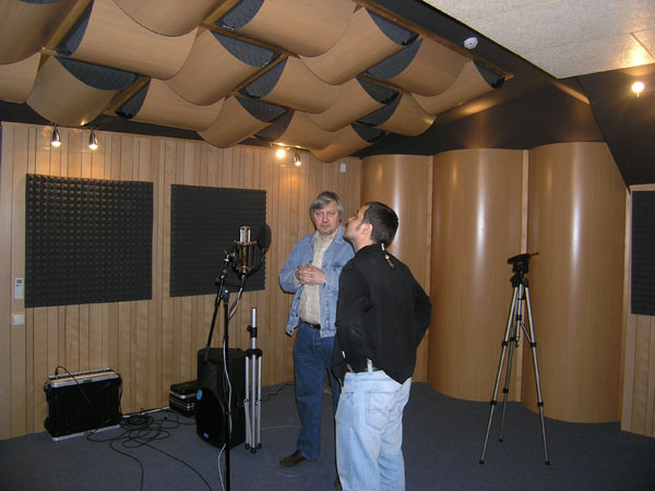Звукоизоляция домашней студии звукозаписи